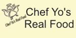 Chef Yo's Real Food Logo