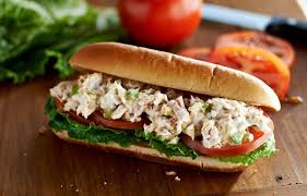 Tuna Salad Sub
